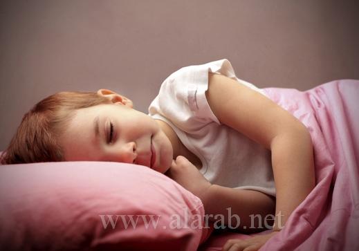 التبول الليلي اللاإرادي عند الأطفال