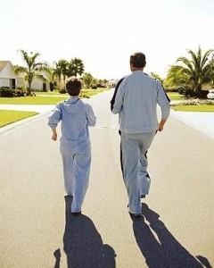 رياضة المشى هامة لحياة صحية متوازنة