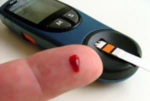 جهاز قياس نسبة السكر فى الدم