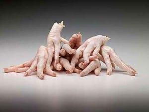 أرجل الدجاج علاج جديد لإرتفاع ضغط الدم
