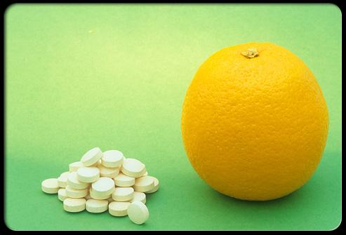 البرتقال وعلاج البرد