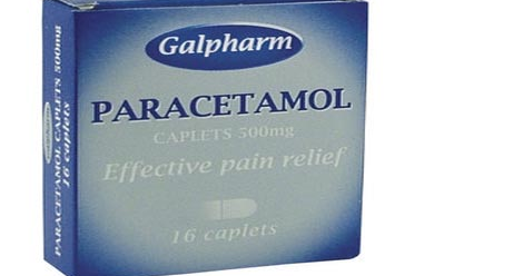 مخاطر لعقار الباراسيتامول