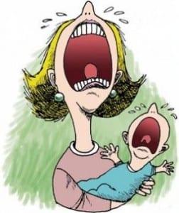 الهرمونات تتحكم في مشاعر السيدات في فترة الدورة الشهيرة