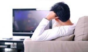 التلفاز خطر علي الصحة