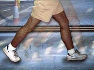 المشي يحمي من الاصابة بالسكري