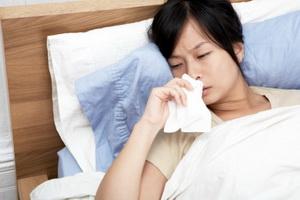 لابد ان نفرق بين الانفلونزا و الزكام