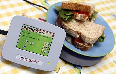 Photo of «ماندوميتر» طبق ينبه البدناء لتقليل سرعة التهام الطعام