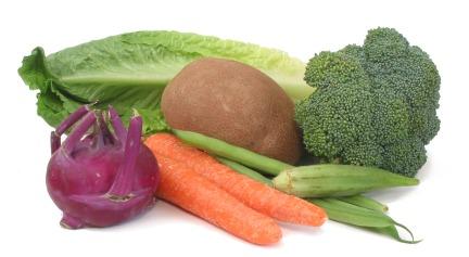 الخضروات