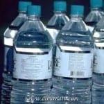 عبوات المياه و سرطان الثدي
