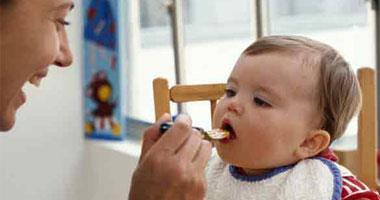 خمسة أطعمة وراء ذكاء الأطفال