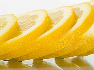 الليمون لنمو الشعر