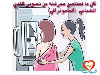 Photo of تصوير الثدي الشعاعي ( الماموغرافي ) Mammogram
