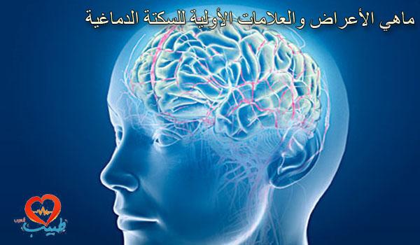 Photo of الأعراض و العلامات الأولية للسكتة الدماغية Stroke