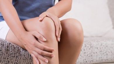 ألم الساق بعد الولادة القيصرية