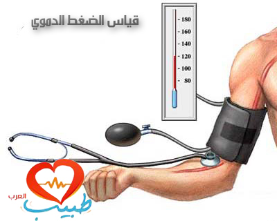 Photo of قياس ضغط الدم