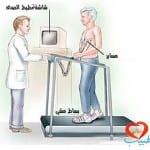 طبيب ع قلبية تخطيط صدى بالجهد
