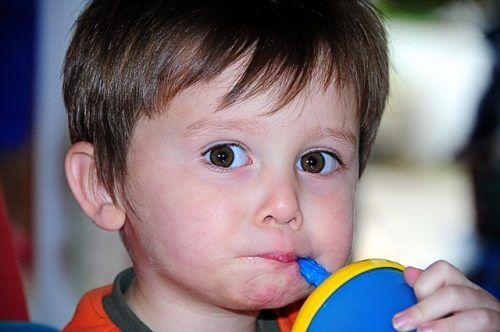 التهاب المجاري البولية عند الأطفال