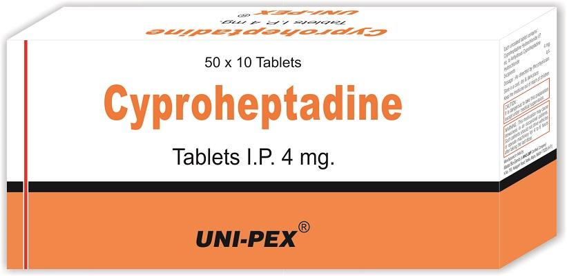 Photo of دواء سيبروهيبتادين Cyproheptadine