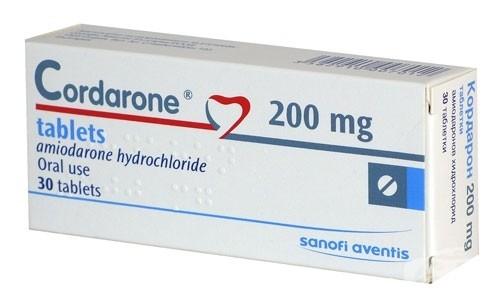 Photo of دواء الأميودارون Amiodarone (كوردارون)