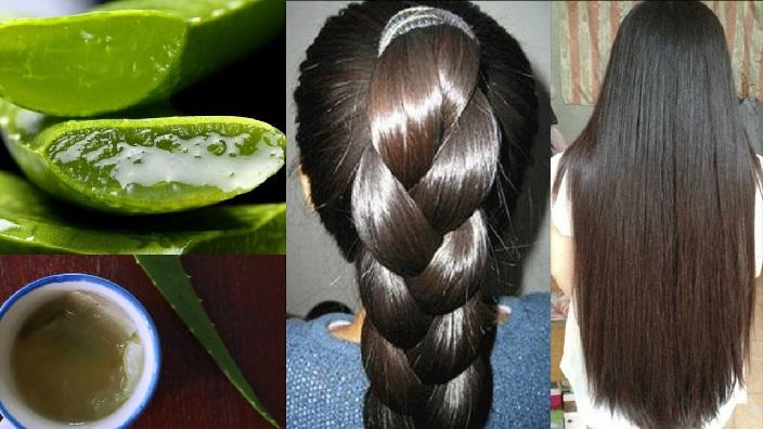 زيادة كثافة الشعر بجيل الألوي فيرا