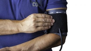تأثير ارتفاع ضغط الدم