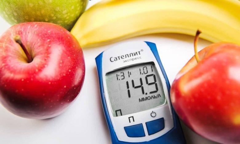 معدل السكر الطبيعي بعد الأكل