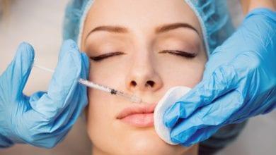 أضرار حقن البلازما على الوجه