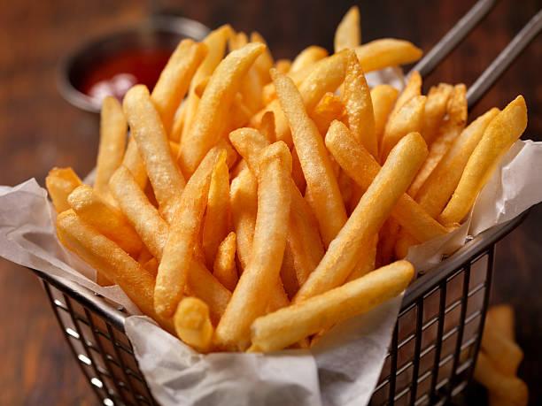 البطاطس المقلية من الأطعمة الممنوعة على مرضى المرارة