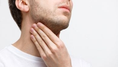 الألم وصعوبة البلع من أعراض سرطان البلعوم