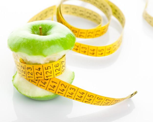 كم سعرة حرارية في التفاح الأخضر؟