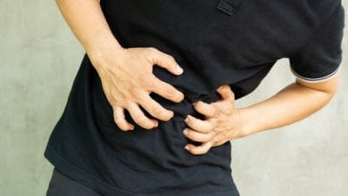 الانزعاج في البطن من أعراض تليف الكبد المبكر
