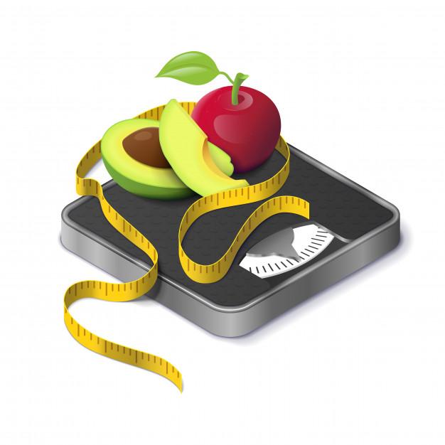 أسباب ثبات الوزن