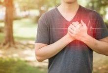 خفقان القلب وتنميل اليد اليسرى