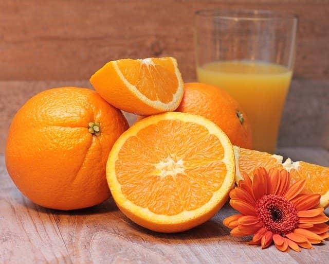 فيتاسيد ج: يعد البرتقال مصدرا طبيعيا بديلا -طبيب العرب
