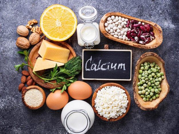 زيادة الكالسيوم في الجسم وأضراره