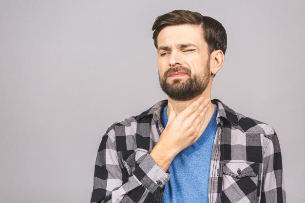 ماذا يأكل مريض التهاب الحلق ؟