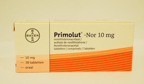 تستخدم حبوب بريمولوت لتوقيف الدورة أو لعلاج مشاكل أخرى- طبيب العرب