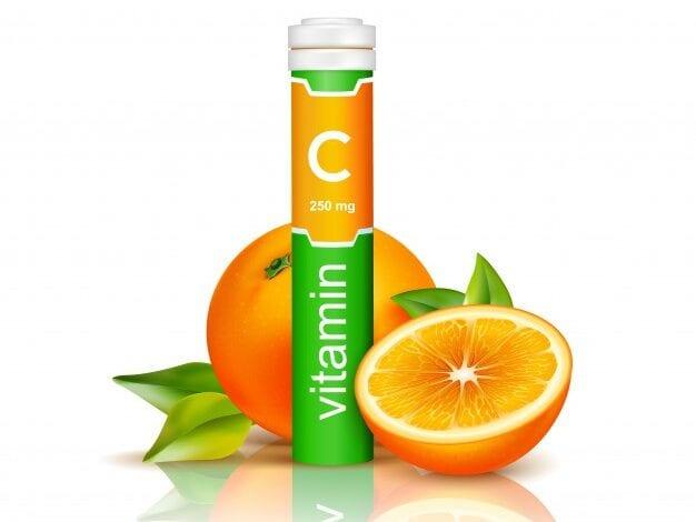 فيتامين سي الفوار للأطفال؟